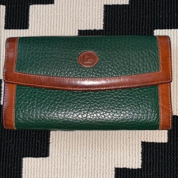 Dooney & Bourke Handbags - Dooney & Bourke Vintage Wallet